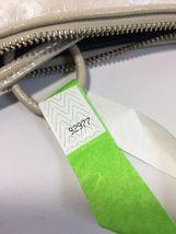 Coach Crossbody Bag Sweetheart Disco Sequin Poppy White Opalescent  44925  B01 image 9