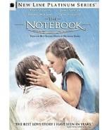 The Notebook (DVD, 2005) - $5.95