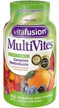 Vitafusion Multi-vite, Gummy Vitamins For Adults, 150-Count - $18.10