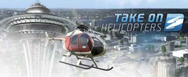 Take On Helicopters PC Steam Code Key NEW Download Game Fast Region Free - $7.17