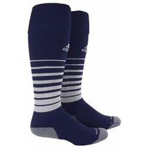 New Adidas Soccer Team Speed Navy Blue Size Medium Men Size 5-8.5 Yth 4Y... - $10.89