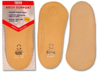 Tacco Arch Support - 3/4 Length - Size Mens 10