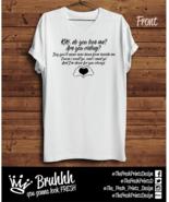 Drake Kiki Do You Love Me Lyrics Challenge T Shirt Festival Hipster Unis... - $12.76