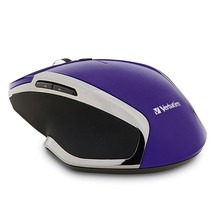 Led Gaming Mouse, Purple 6-button Wireless Portable Usb Ergonomic Gaming... - $25.99