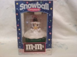 M&M Xmas Snowball Ornament - $23.38