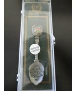 Fort Genuine Pewter Texas Collectable Silver Collector Souvenir Gift Spo... - $12.86