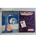 Irving Berlin Vintage Spartito 1940s San Antonio Rose & Good, Good , Buona - $55.78