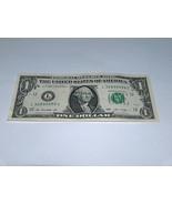 2013 Dollaro Bill US Banca Nota Coppie 0ms 2.7ms 32990099 Decorato Soldi... - $14.15