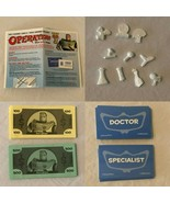 Operation Toy Story 3 Board Game Replacement Parts Pieces Choice Money C... - $4.99+