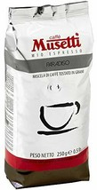 *Musetti (Musetti over) Paradiso coffee beans 250g bag - $24.79