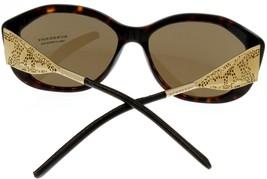 New Burberry Sunglasses Women Brown Havana Cat Eye BE4208Q 300273 - $187.11
