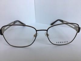 New Versace Mod.1234 1369 Silver 52mm Eyeglasses Frame - $199.99