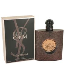 Black Opium by Yves Saint Laurent Eau De Toilette Spray 3 oz for Women #... - $86.58