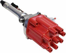 Pro Series R2R Tach Drive Distributor Corvette SBC BBC 327 350 396 427 454 Red image 3