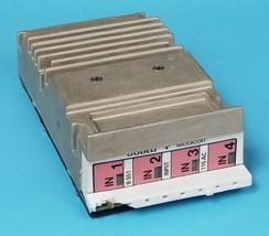 GOULD MODICON AS-B551-000 INPUT MODULE 115VAC B551