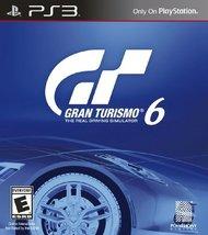 Gran Turismo 6 [video game] - $24.75