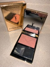 Yves Saint Laurent Couture Blush #4 CORAIL RIVE GAUCHE Full Size BNIB - $29.69