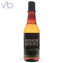 REDKEN (Brews, For Men, Daily Shampoo, Malt Enriched, 300ml) - $14.50
