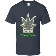 Money Maker 420 Canna T Shirt image 3