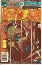 DC Ragman #1 Premiere Issue Origin Of The Tatterdemalion CW Arrow - $14.95