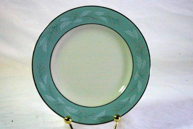 Primary image for Homer Laughlin 1965 Romance  Bread Plate Cavalier Line 6 1/8""