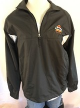 Nike Golf  Jacket Fit Storm Tostitos Fiesta Bowl 2009 Half Zip Pullover ... - $14.24