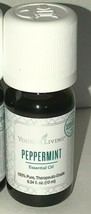 Young Living Essential Oils Peppermint 10ml - 100% Pure Therapeutic Grad... - $16.78