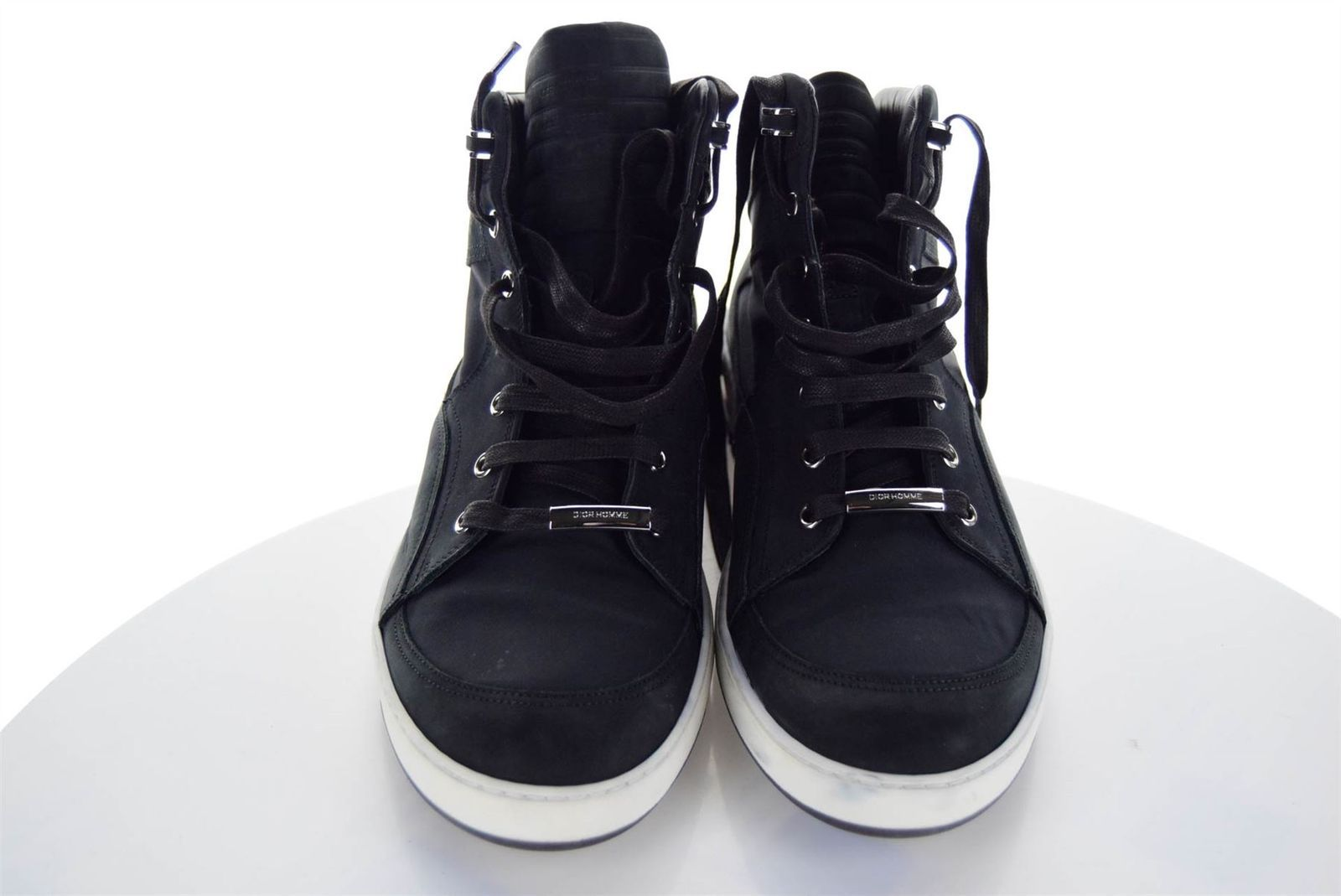 dfaa54868f81 DIOR HOMME Negro de alta Top zapatillas de and 50 similar items