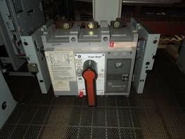 GE PowerBreak TC88TTCR 800A Frame 600A Rated 3p 600V MO/DO Breaker w/ LI Used - $3,000.00