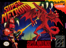 Super Metroid SUPER NINTENDO SNES Video Game - $62.97