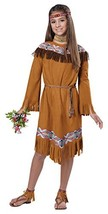 California Costumes Classic Indian Girl Child Costume, X-Large - $27.69