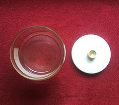 Vintage 60s Pyrex Cracker Barrel canister image 4