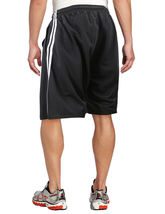 Men's Basketball Athletic Workout Active Lightweight Mesh Fitness Sports Shorts image 3