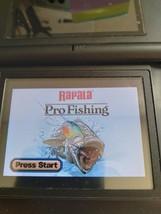 Nintendo Game Boy Advance GBA Rapala: Pro Fishing image 1