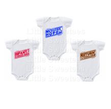 Star Wars Onesie Set of 3 Original Trilogy Shirts - $29.99