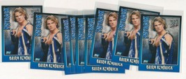 2006 Topps WWE Payback Card UK Version Rare HTF Lot of 9 Brian Kendrick - $2.00