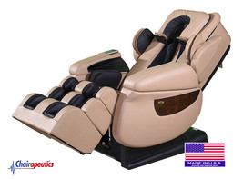 Luraco Cream iRobotics i7 3D Zero Gravity Massage Chair w/ White Glove D... - $171.626,57 MXN