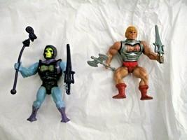 MOTU Battle Armor Skeletor He Man Action Figure Masters Of The Universe ... - $69.29