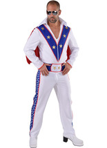 Evel Knievel - American Stunt man Costume - $59.34