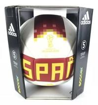Adidas Russia 18 Football Soccer Espana Spain Country Ball Size 5 - $35.49