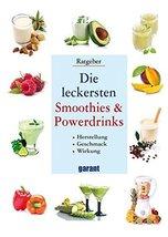 Die besten Smoothies und Powerdrinks [Hardcover] - $9.99