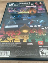 Sony PS2 Sly 2 Band Of Thieves image 4