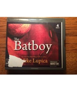The Batboy Mike Lupica book on cd 4 discs childrens baseball Dream come ... - $9.95