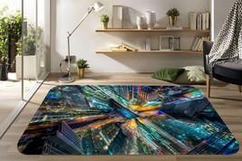3D Light City 2 Non Slip Rug Mat Room Mat Quality Elegant Photo Carpet U... - $106.68+