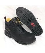 Nike ACG DMV Goadome Black Leather Boots BQ3454-001 Mens Size 12.5 - $137.61