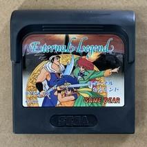 Eternal Legend Sega Game Gear GG Japan - $9.90