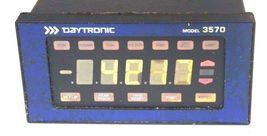 DAYTRONIC 3570 DC STRAIN GAUGE CONDITIONER image 5