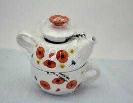 """Marjolein Bastin """"Tea for One""""~Tea Pot Set~1998  - $29.68"""