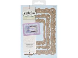 Spellbinders Holiday Snowflakes View Die Set #S6-015 image 1