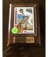 1984 Topps Don Mattingly ROOKIE RC #8 MINT - $108.90